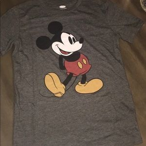 Boys Old Navy T-Shirt with Mickey Mouse